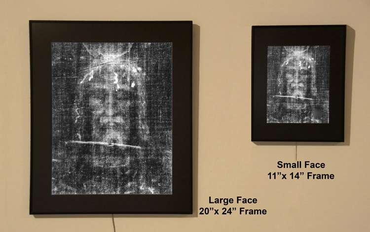 Shroud of Turin Website Store