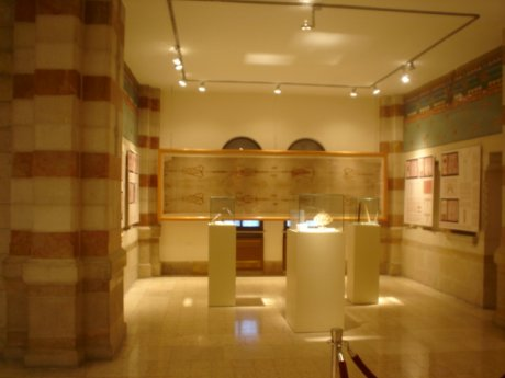 Exhibition of the Holy Shroud in Jerusalem