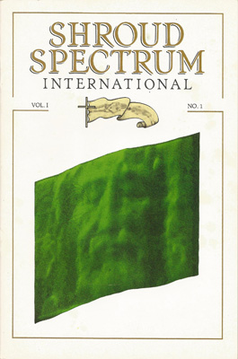 Shroud Spectrum International No. 1 Cover